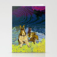 little family Stationery Cards