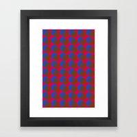 Blink Pure Framed Art Print