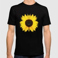 1/2 Summer - White Mens Fitted Tee Black SMALL