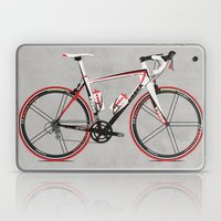 Race Bike Laptop & iPad Skin