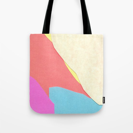 Land One  Tote Bag