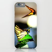 Butterfly Dance iPhone 6 Slim Case