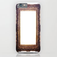 iPhone & iPod Case featuring Frame by GetNaked