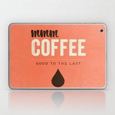 Mmm Coffee Laptop & iPad Skin