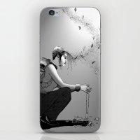 B&W No.9 iPhone & iPod Skin