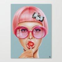 Cool Redux Canvas Print