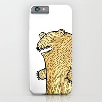 iPhone & iPod Case featuring humble bear by Yes Menu