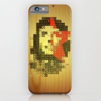 """iPhone & iPod Case featuring """"Che"""" visual by krayon"""