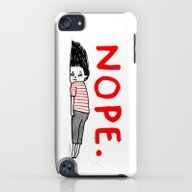 Nope iPod touch Slim Case