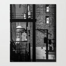 Powerlines Canvas Print