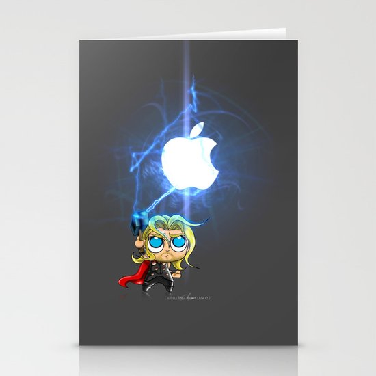 Thor....Nano Stationery Card