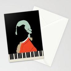 Mozart  Stationery Cards