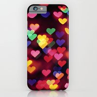 Hearts All Over iPhone 6 Slim Case