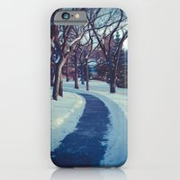 A Long & Winding Road iPhone 6 Slim Case