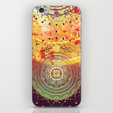 Chaos in Order iPhone & iPod Skin