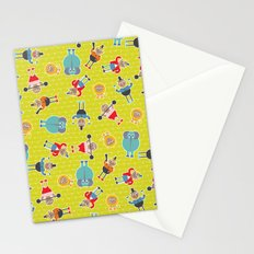Circus Time Stationery Cards