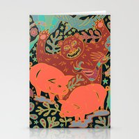 Peaceful Grazing Stationery Cards