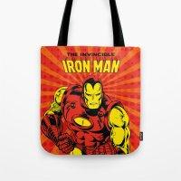 IronMan 2 Tote Bag