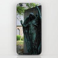 Grave Snatcher iPhone & iPod Skin