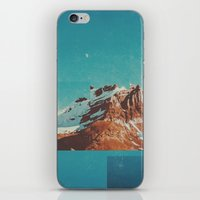 Fractions A39 iPhone & iPod Skin