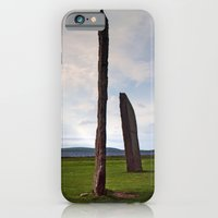 iPhone & iPod Case featuring Stenness 3 by Steve Watson