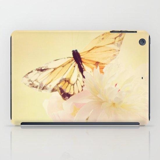 PASTEL PEONY iPad Case