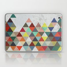 Colorful Triangles Laptop & iPad Skin