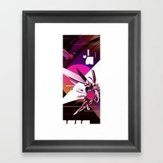 MUSICA Framed Art Print