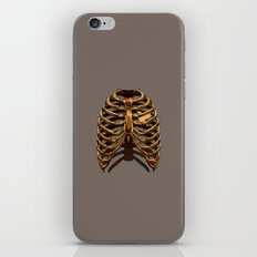 GOLDEN: CAGED iPhone & iPod Skin