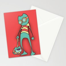 GoggleCat Stationery Cards