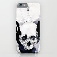 iPhone & iPod Case featuring DEATH COOCH by MFNY