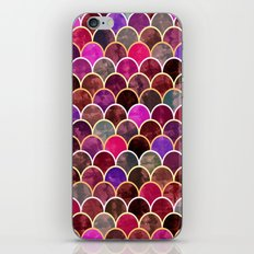 Watercolor Lovely Pattern VVII iPhone & iPod Skin