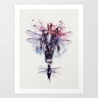 Metamorphose Art Print