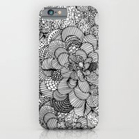 iPhone & iPod Case featuring BW by Akwaflorell