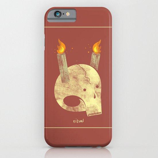 ritual iPhone & iPod Case