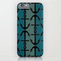 Ocean Anchors iPhone 6 Slim Case