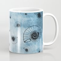 Sea of Ammonites Mug