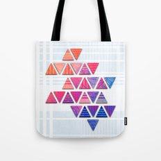 Triangular composition #3 Tote Bag