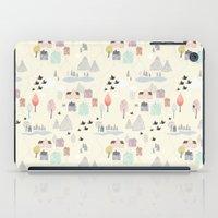 'Den Lilla Staden' iPad Case