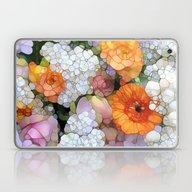 Joy Is Not In Things, It… Laptop & iPad Skin