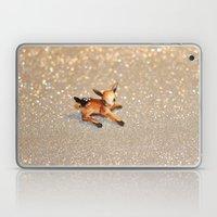 It's Snowing, my Deer Laptop & iPad Skin