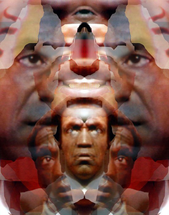 Cosby #2 Art Print