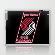 NBA - Trail Blazers Laptop & iPad Skin