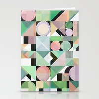 Nordic Combination 21 A Stationery Cards