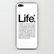 Life.* Available For A L… iPhone & iPod Skin