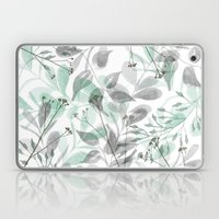 Aqua Spray Laptop & iPad Skin