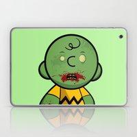 Zombie Charlie Brown Laptop & iPad Skin