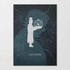 The Prestige Canvas Print