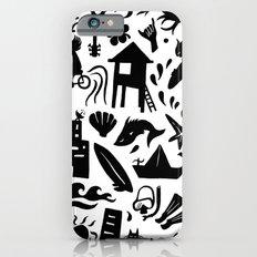 Sun, Surf, Sand iPhone 6s Slim Case