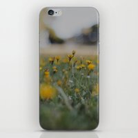 Yellow Summer iPhone & iPod Skin